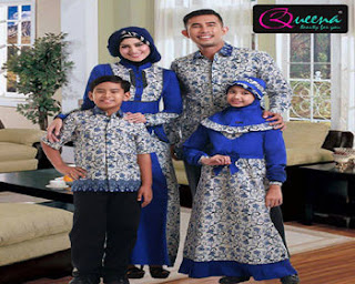 baju batik keluarga ukuran besar