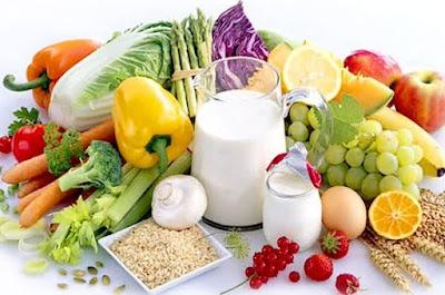 Vitamin Ibu Untuk Hamil Yang Bagus, sayuran dan susu