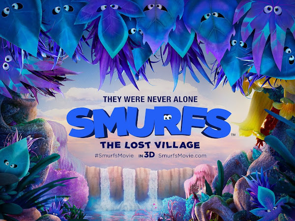 Celebrate Smurfs The Lost Village with Blueberry Pie + A Giveaway {#SmurfsMovie #AD #RWM}