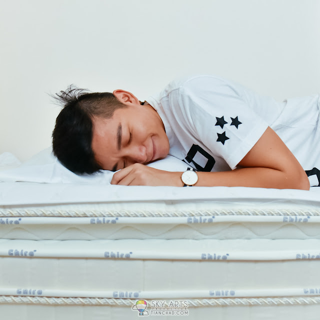 Sleep well with the right mattress and you will always in dreamland