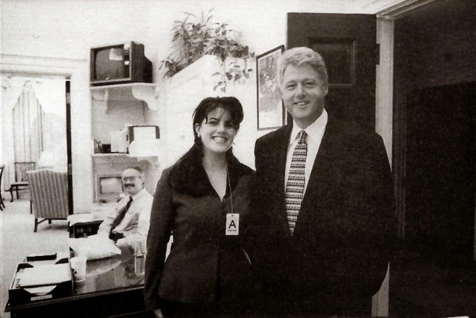 Clinton Lewinsky, los límites entre lo público y lo privado