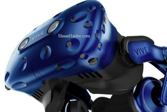 HTC Vive Pro VR Headset : Hardware Specs, Features and Price