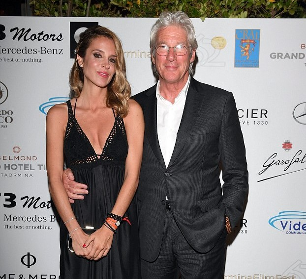 taormina film fest 2016 richard gere