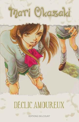 déclic amoureux de mari okazaki, editions delcourt, shojo, romance, manga, mangaka