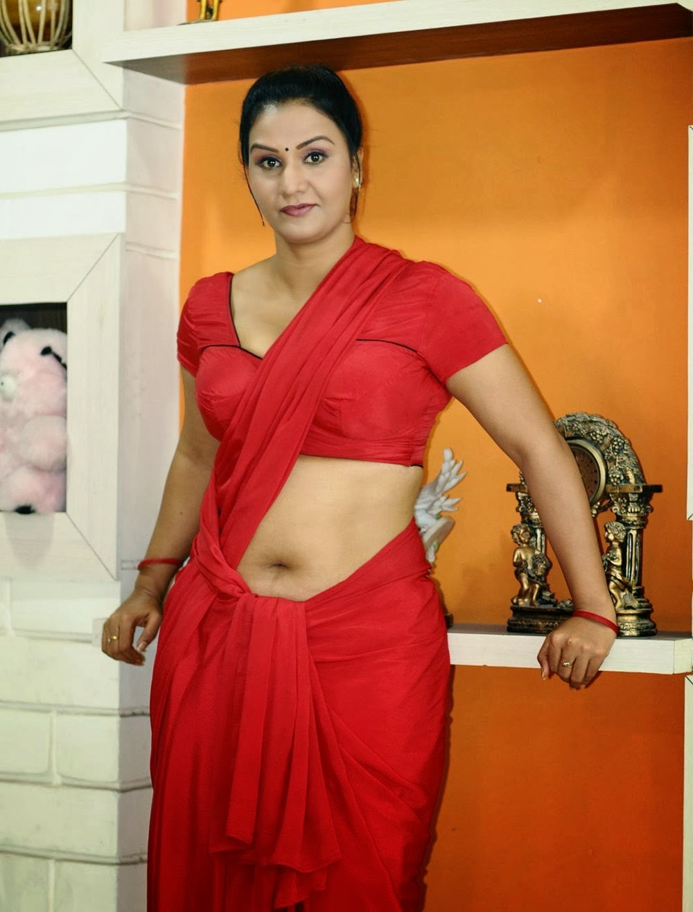 aunty sex with saree