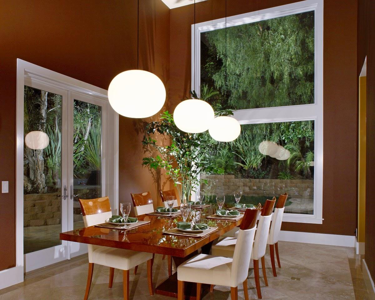 Dekorasi Ruang Makan Yang Benar