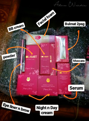 Review dan Make-up Tutorial Sulamit Cosmetics: Natural Look Menggunakan Produk Sulamit.