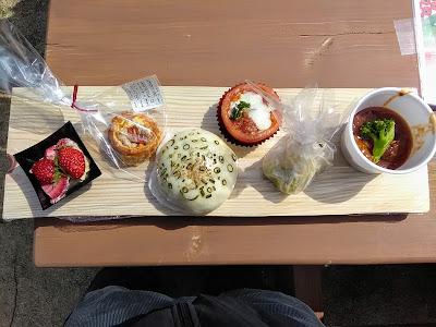 Park de Kitchen(パーク・デ・キッチン)のプレート