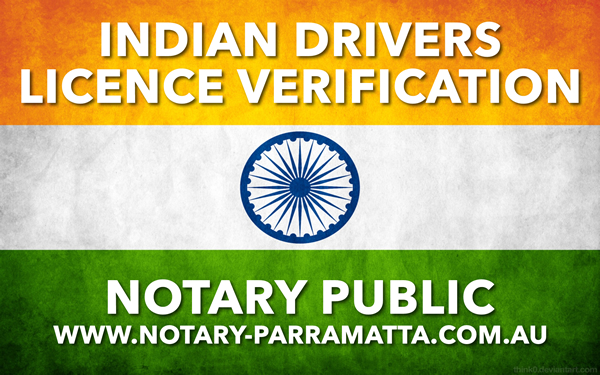 Sydney Notary Public For India Documents Required For