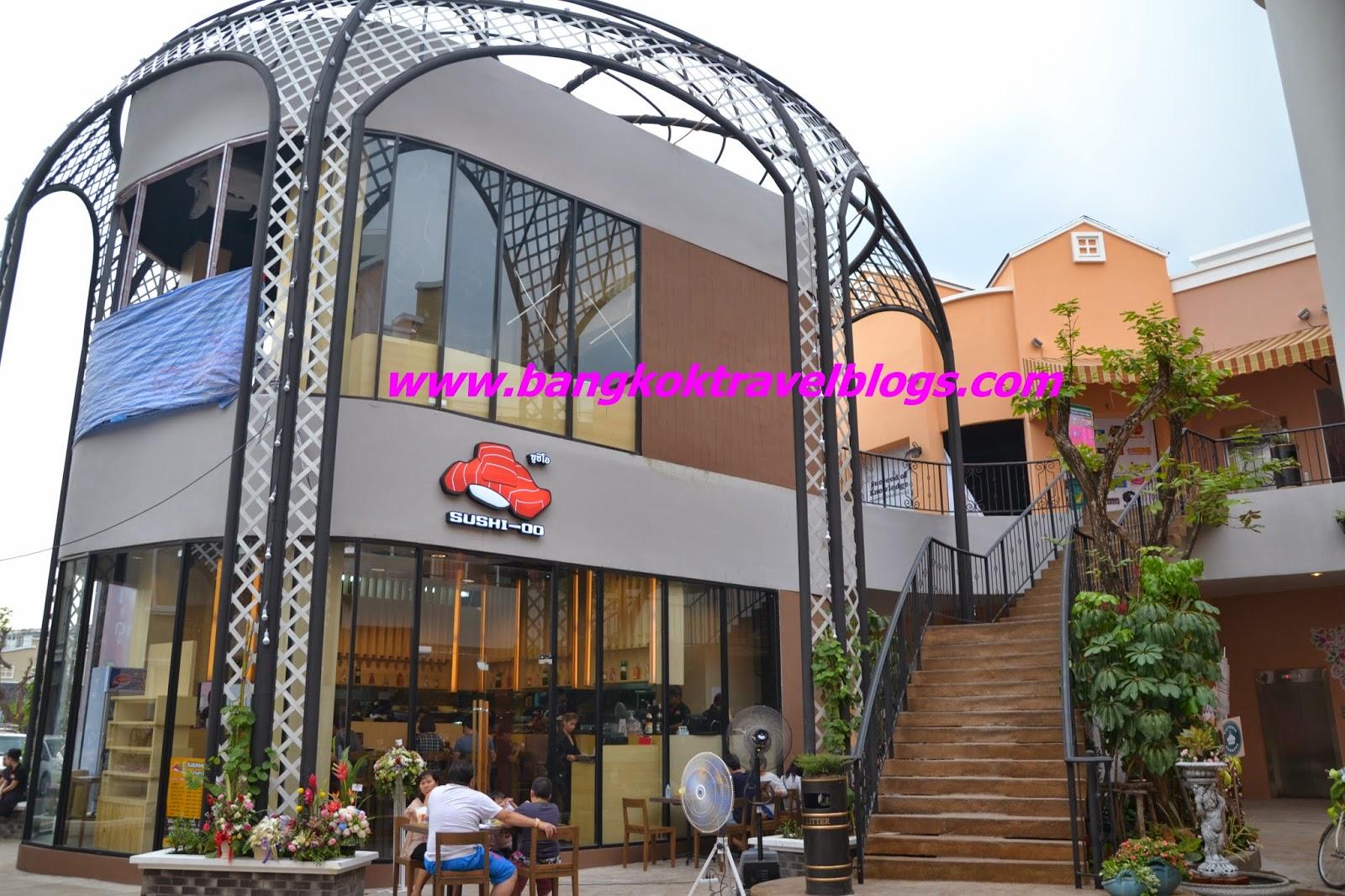Victoria Gardens Outdoor Mall