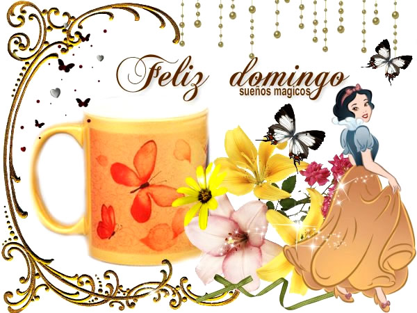 Blancanieves Feliz Domingo