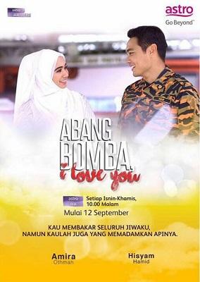 Amira Othman - Jaga-Jaga (OST Abang Bomba I Love You)