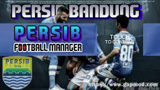 Persib Football Manager by Aaf Azril Apk + Data Obb