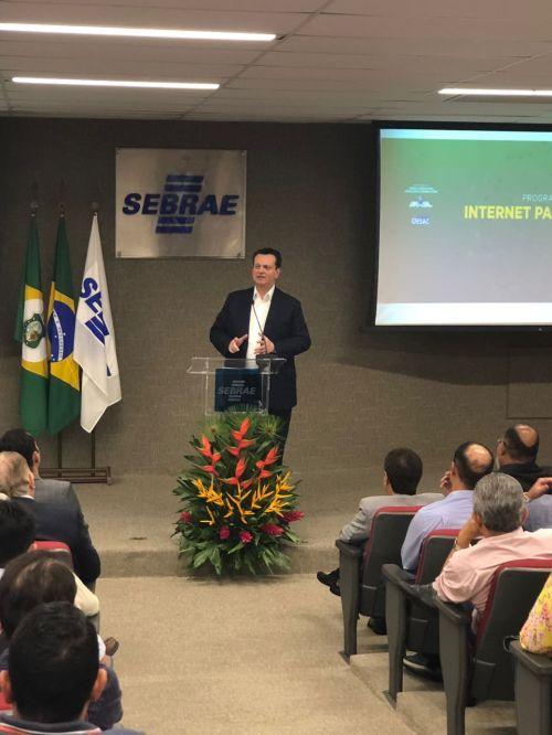 Prefeitos do Ceará têm até este mês para aderir ao Internet para Todos