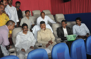 Vizag - The First City with Drive-In Theatre!