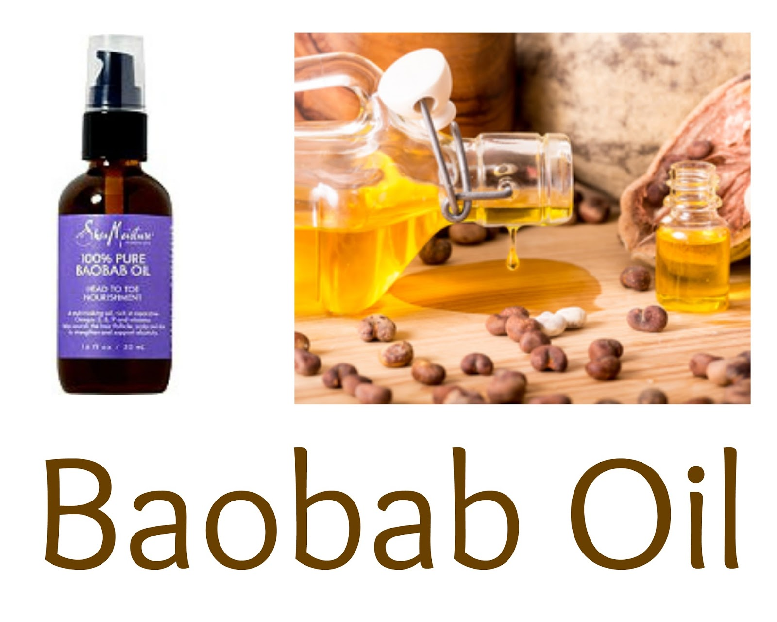 Click here for another great oil for low porosity hair, SheaMoisture 100% Pure Baobab Oil