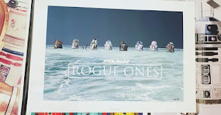 Rogue One - Prints by Wiz
