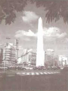Obelisco di Argentina