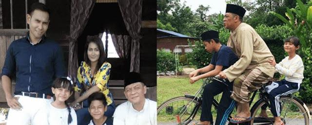 Cerekarama Jalan Balik Surau Lakonan Hafidz Roshdi Dan Saharul Ridzwan