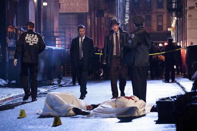 Cortland Alley en Gotham