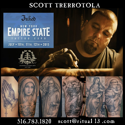 New York Empire State Tattoo Expo