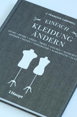 Einfach Kleidung ändern, Verlosung am Nähcamp von Frau Fadegrad