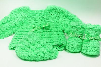 6 - Majovel Crochet. Crochet peucos,escarpines y zapatos para bebé a crochet