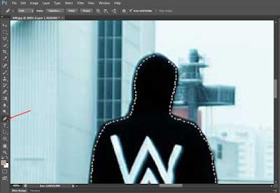 Cara Menggabungkan Gambar Seperti Asli Dengan Photoshop 30
