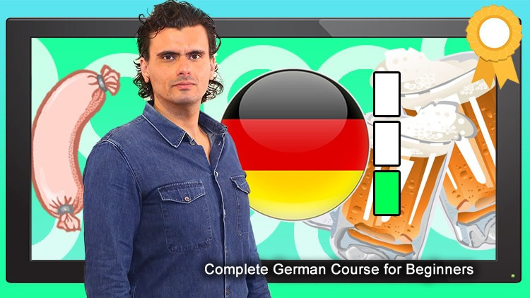 Complete German Course for Beginners