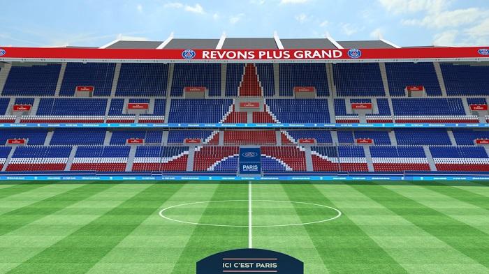 2683107100 PSG lança novo aplicativo para torcedores e oferece visita virtual a  estádio ~ FutGestão