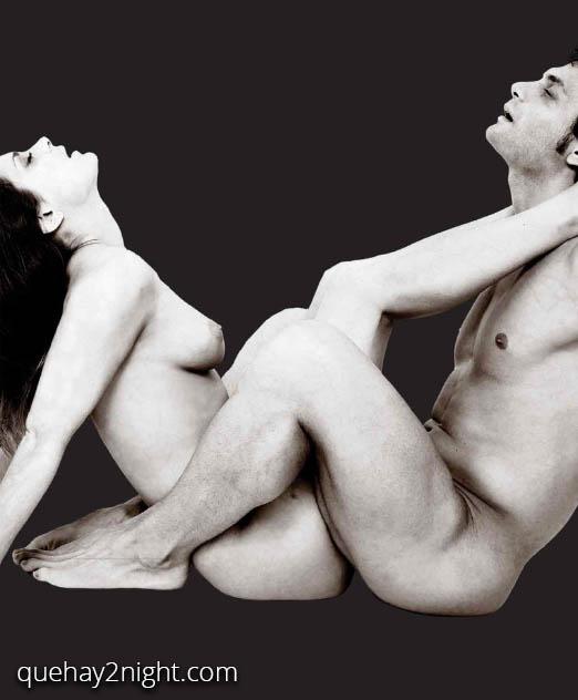 posicion sexual la orquidea