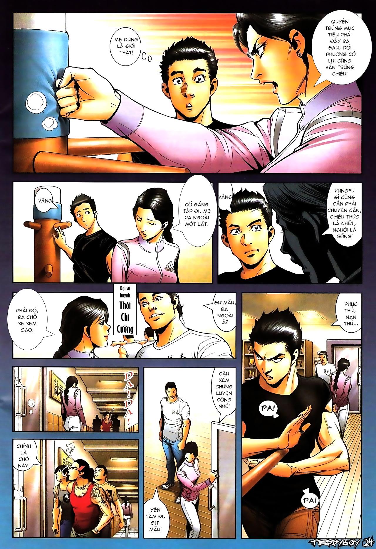 Người Trong Giang Hồ - Chapter 1292: Thật thì không giả được - Pic 21