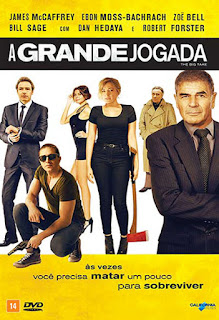 A Grande Jogada (The Big Take) - DVDRip Dual Áudio