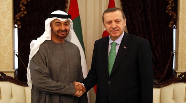 اردوغان-بن-زايد