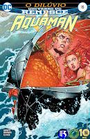 DC Renascimento: Aquaman #15