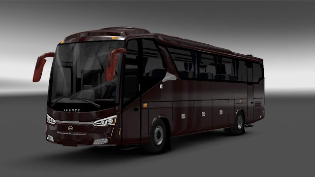 Download Mod ETS2 Bus SR2 Free By Agus Kuncoro