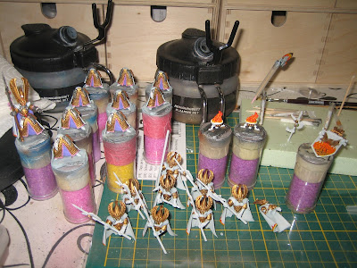 Paint Table Saturday 177th edition !