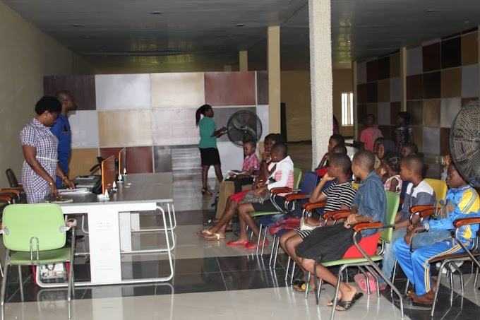 Abia State ICT Summer classes, season 2, began on August 1st, 2018 at the Abia state E-Library complex, Ogurube Layout.