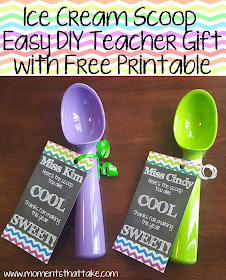 Free Printable Teacher Gift