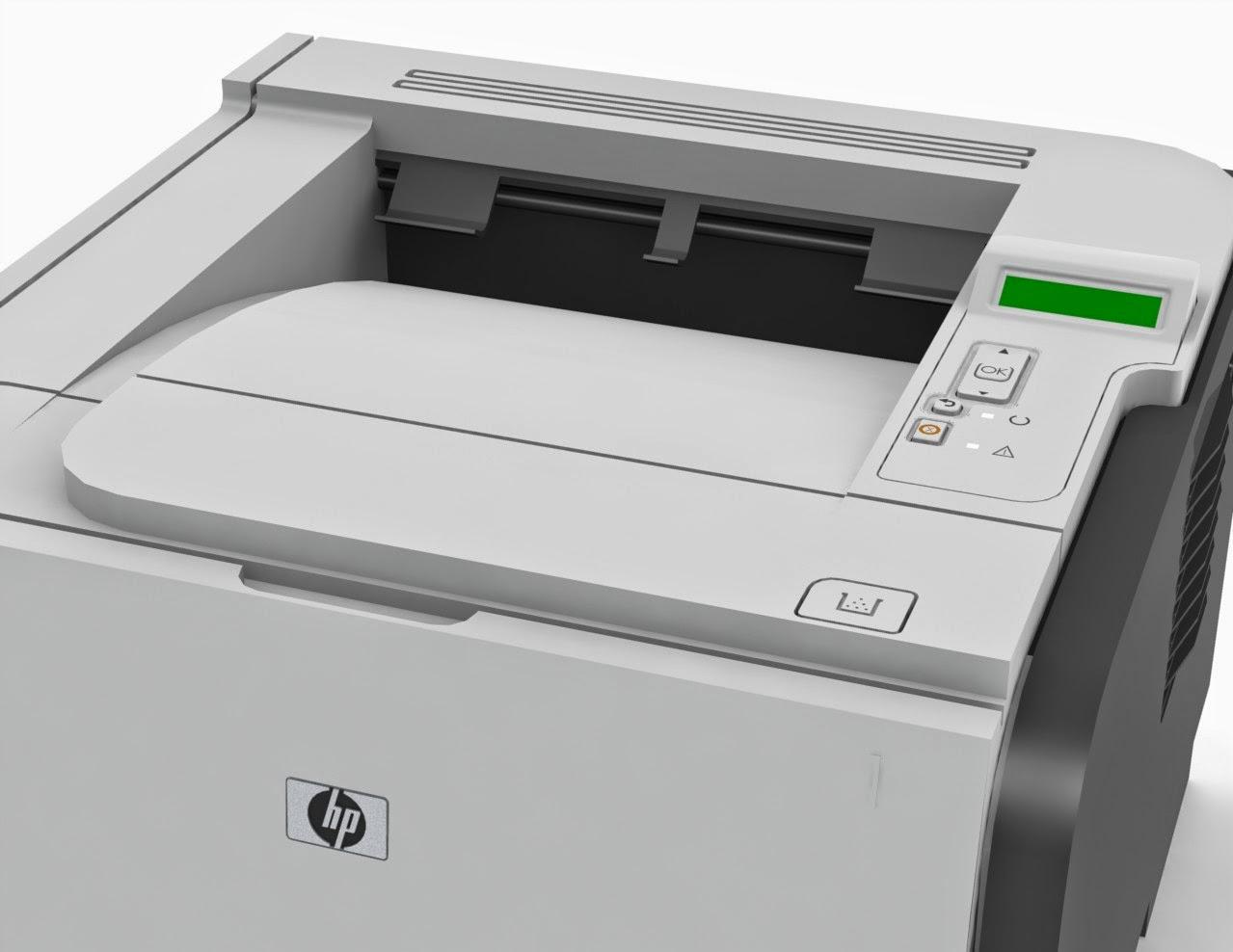 HP LaserJet P2055dn list of common errors | en Rellenado