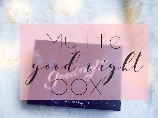 My little GoodNight box :: Germany / November 2016