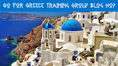 Go for Greece Training Group Blog Hop - June 2018