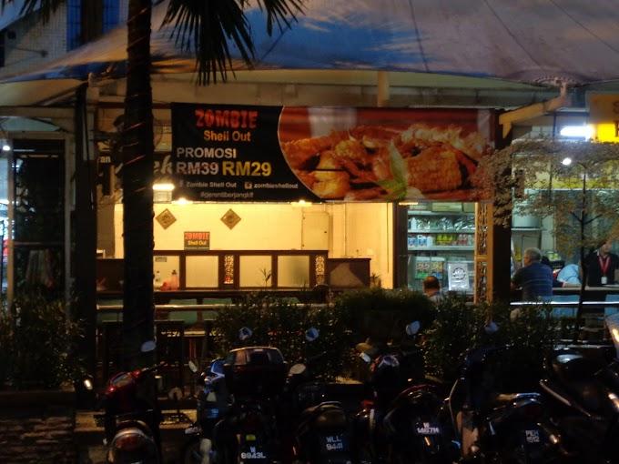 Restoran Shell Out Murah di Kuala Lumpur dan Review