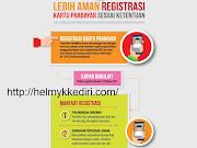Cara registrasi ulang kartu prabayar dengan NIK KK