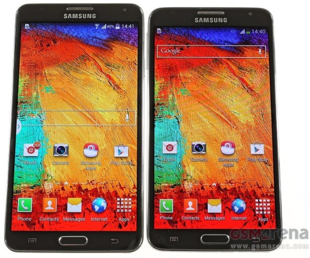 What are the differences between Samsung Galaxy Note 3 Neo and Galaxy Note 3?