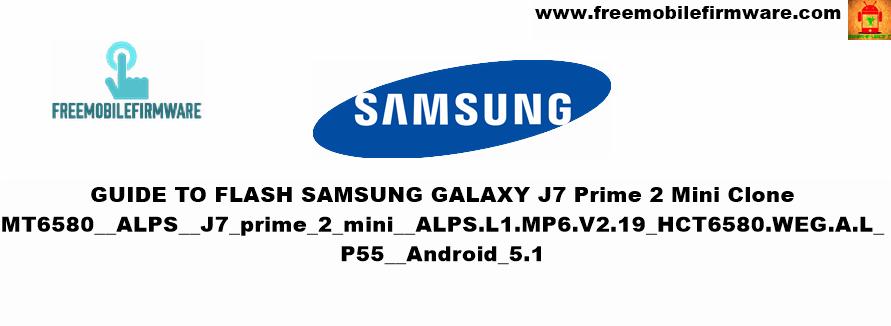 How To Flash Samsung Galaxy J7 Prime 2 Mini Clone Tested
