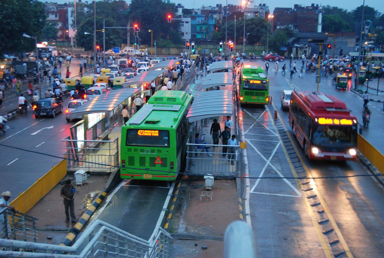 BRT in Delhi
