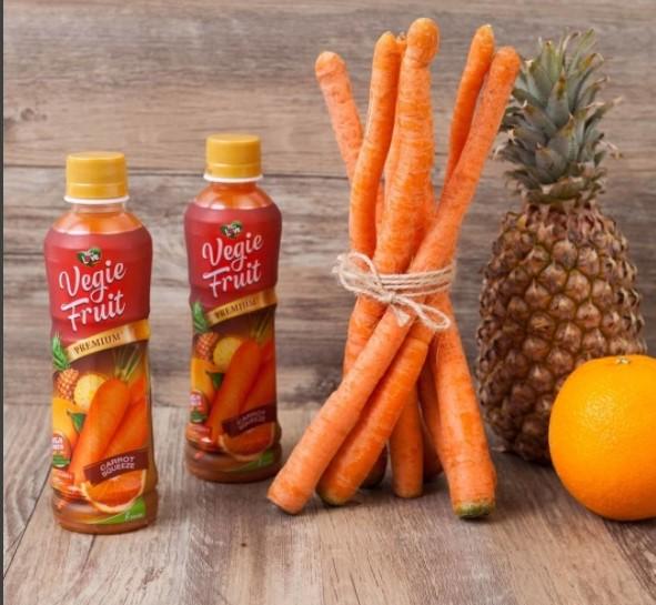 Vegie Fruit Premium Love Juice, Cara Praktis Mengkonsumsi  Buah Dan Sayuran