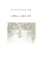 Image for Signals #5: A Media & Radio Zine