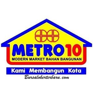 Lowongan Kerja Terbaru di Jakarta : Metro 10 - Kasir